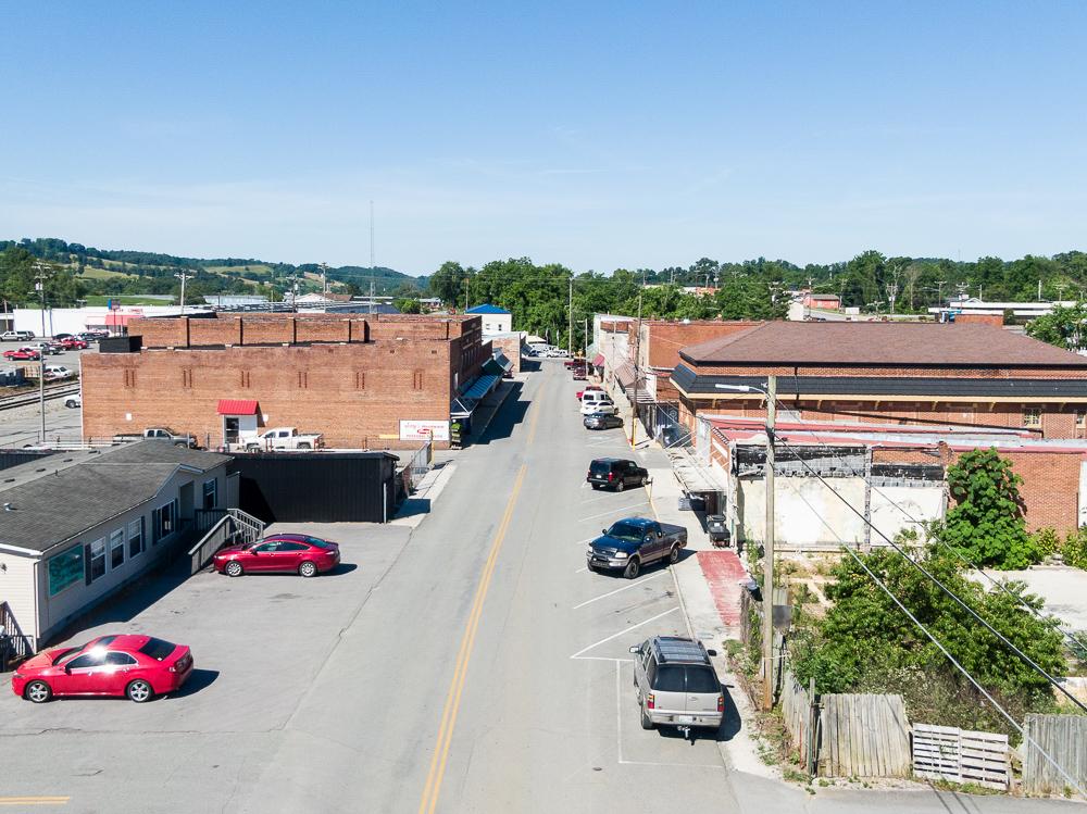 Main Street in Claiborne County, Claiborne County TN Main Street
