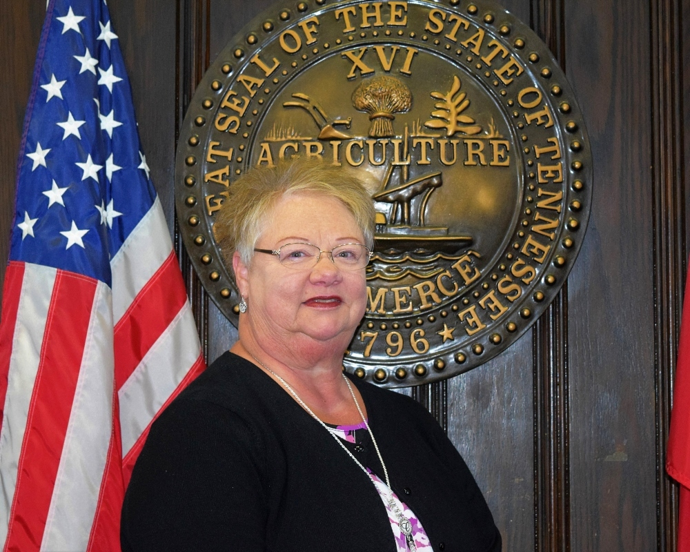 Carolyn O'Dell, Administrator of Elections, Claiborne County Tn, Claiborne County Tennessee