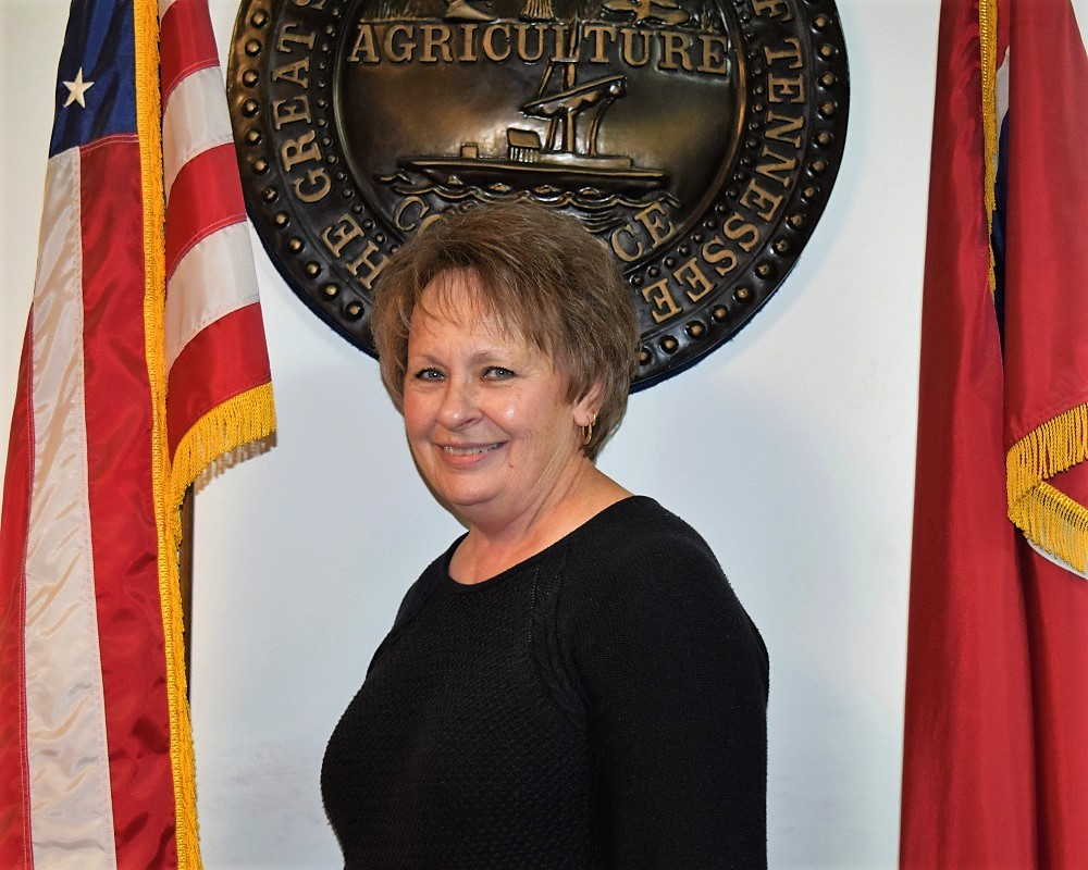 Claiborne County Office of the Mayor Mayor's Assistant Sheila McNew